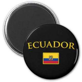 L'Equateur d'or Magnet Rond 8 Cm