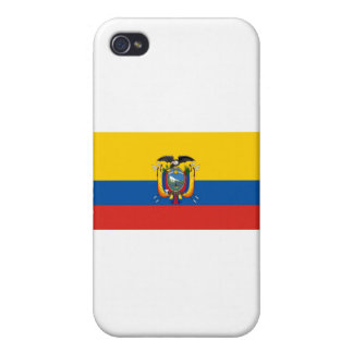 L'Equateur iPhone 4 Case