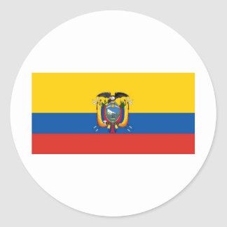L'Equateur Sticker Rond