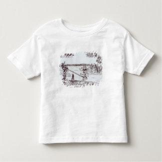 L'équilibre ou les Américains triomphants T-shirt Pour Les Tous Petits