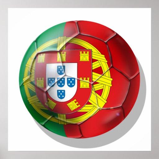 L'équipe de football nationale du football du Port Posters