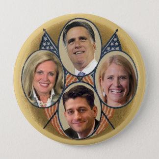 L'équipe de Romney Ryan Badge
