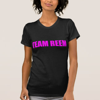 L'équipe Reem la seule manière est T-shirt Joey