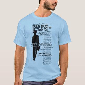 Les 1946) T-shirts Noir de film de TUEURS (