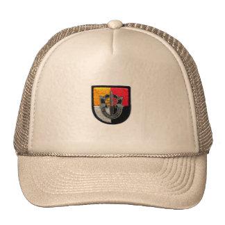 les 3èmes forces spéciales groupent le chapeau de  casquette