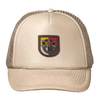 les 3èmes forces spéciales groupent les vétérinair casquettes