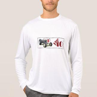 Les 40 t-shirts
