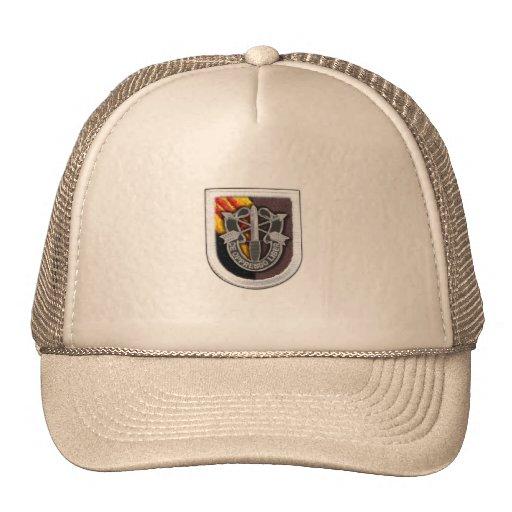les 5èmes forces spéciales groupent les vétérinair casquette de camionneur
