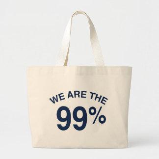 Les 99% sont nous grand sac