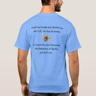 Les abeilles ne s'inquiètent pas t-shirt