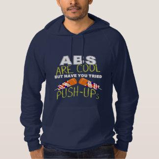 Les ABS sont cool, vous ont T-shirt essayé de