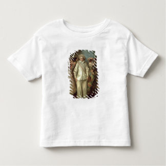 Les acteurs du dell'Arte de Commedia T-shirt Pour Les Tous Petits