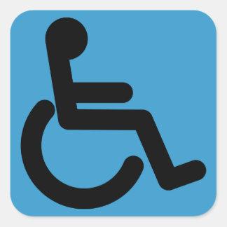 Les affaires fournissent l'autocollant accessible