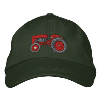 Les agriculteurs ont brodé le casquette casquette brodée