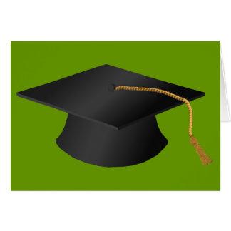 Les aides de diplôme carte de vœux