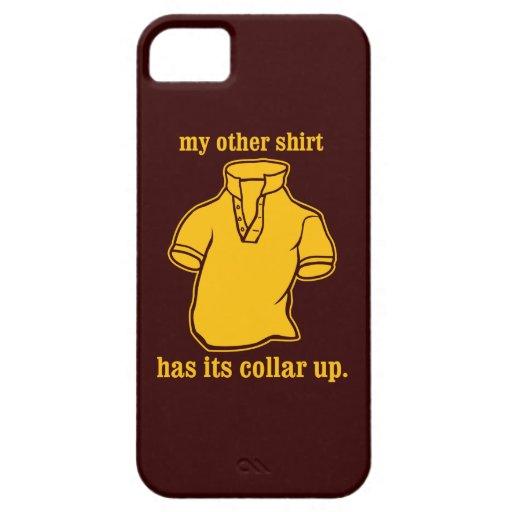 les anderes de mein que le chapeau de Hemd seinen  Coque iPhone 5