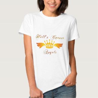 Les anges faisants le coin de l'enfer t-shirt