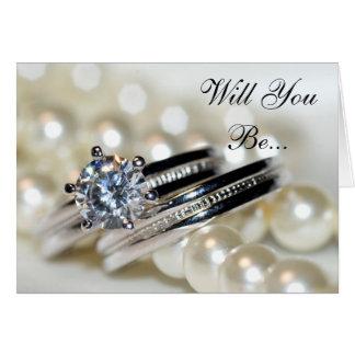 Les anneaux et les perles blanches vous veulent cartes