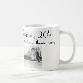 Les années 1920 de bar clandestin d'années '20 mug