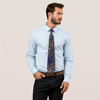 les années 80 courant la cravate en soie