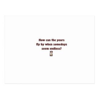 Les années volent par cartes postales