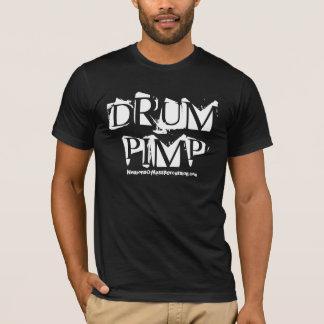 """Les armes du T-shirt de masse """"battent du tambour"""