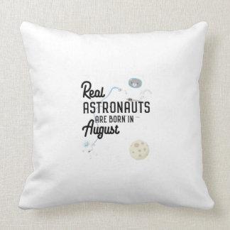 Les astronautes sont en août Ztw1w nés Coussin Décoratif