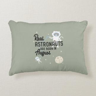 Les astronautes sont en août Ztw1w nés Coussins Décoratifs