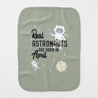 Les astronautes sont en avril Zg6v6 nés Linge De Bébé
