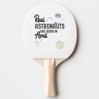 Les astronautes sont en avril Zg6v6 nés Raquette Tennis De Table