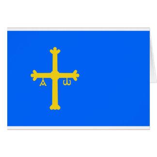 Les Asturies, une région celtique Carte De Vœux