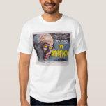 Les athées charrient la chemise des hommes t-shirts