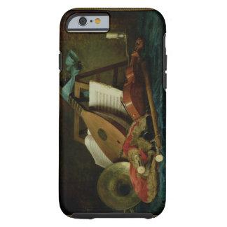Les attributs de la musique, 1770 (huile sur la coque iPhone 6 tough