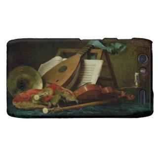 Les attributs de la musique, 1770 (huile sur la to étui motorola droid RAZR