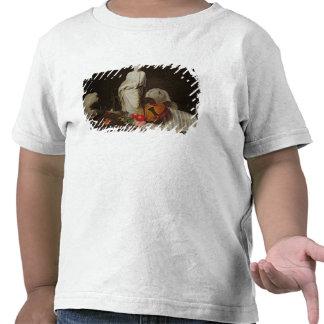 Les attributs des arts t-shirts
