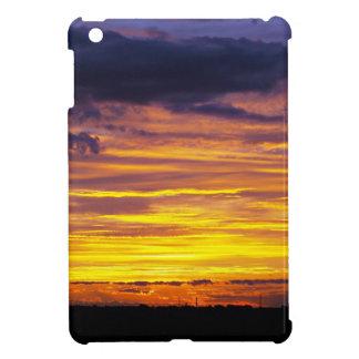 Les aubes de jour étui iPad mini