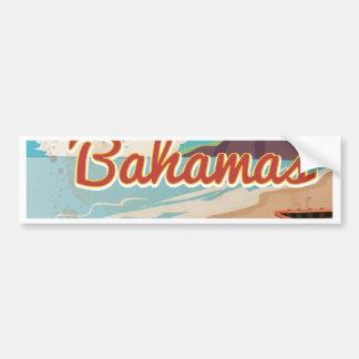 Les Bahamas Autocollant De Voiture