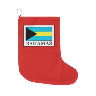 Les Bahamas Grande Chaussette De Noël