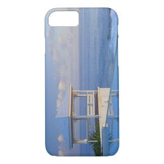 Les Bahamas, Long Island, belvédère réfléchissant Coque iPhone 7