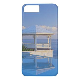 Les Bahamas, Long Island, belvédère réfléchissant Coque iPhone 7 Plus