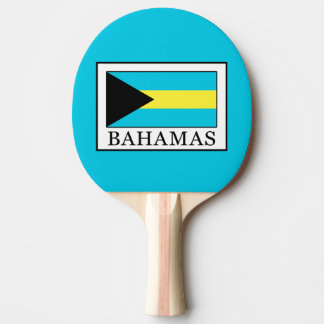 Les Bahamas Raquette Tennis De Table