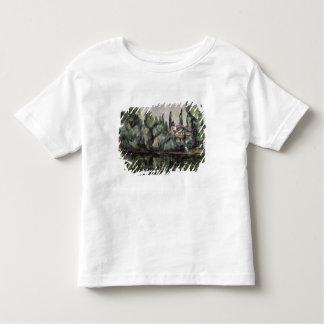 Les banques de la Marne, 1888 T-shirt Pour Les Tous Petits