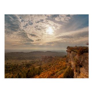Les Baux-De-Provence, France Carte Postale