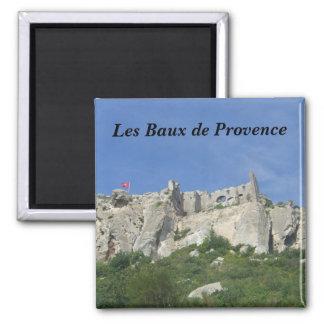 Les Baux de Provence Magnets Pour Réfrigérateur