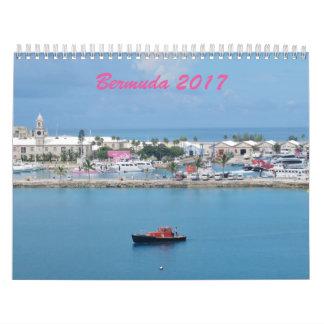 Les Bermudes 2017 Calendriers Muraux