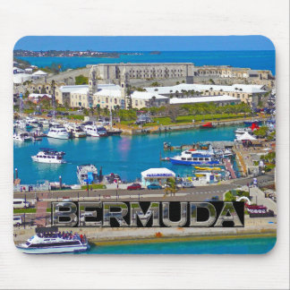 Les Bermudes Tapis De Souris