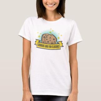 Les biscuits du bébé   de patron sont pour Closers T-shirt
