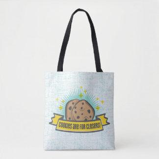 Les biscuits du bébé | de patron sont pour Closers Tote Bag