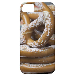 Les bretzels énormes du marchand ambulant de New iPhone 5 Case