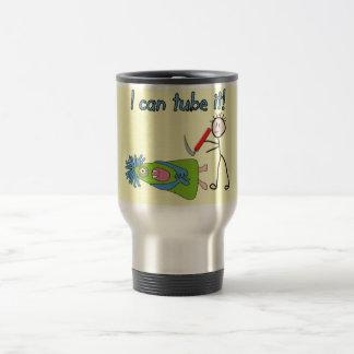 """Les cadeaux respiratoires de thérapie """"je peux tub mugs"""